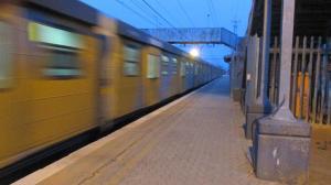 """El """"Metrorail"""" de Pretoria"""