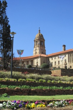 """Union buildings"" en Pretoria, Sudáfrica"