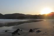 """Wild coast"". Las playas en Port St John"