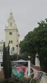 Jardines del centro de Cape Town