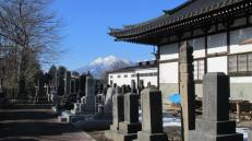 Templos budistas y sintoístas en Hirosaki.