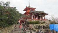 Templo Kiyomizu, Kioto.