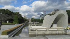 Parque de la memoria, Hiroshima, Japón.
