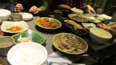 Comidas tradicionales de Seúl, Corea del Sur