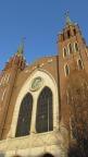 Catedral en Seúl, Corea del Sur