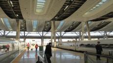 Estación de trenes de larga distancia, Beijing
