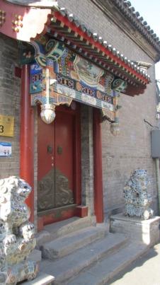 Hutong en Beijing