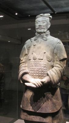 Los guerreros de Terracota, Xian, China