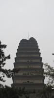Pagoda en Xi'an, China