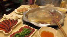 """""""Hot pot"""", el plato tradicional en Chongqing, China (y toda la provincia de Sichuan)"""