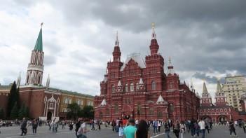 La Plaza Roja, el museo de historia