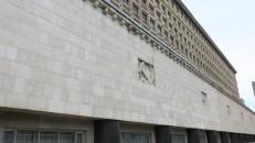 Edificio militar soviético