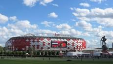 Estadio Spartak de Moscú, sede del próximo mundial