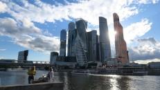 """Moscow City"", la pequeña Manhattan rusa."