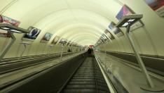 Salida del Metro