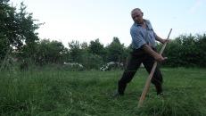 Trabajo de campo en Ruzhnoye (Oblast de Briansk)