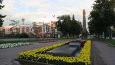 Barnaúl, Siberia