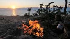 Isla Olkhon, lago Baikal