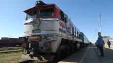 Tren Ulán-Bator - Sainshand