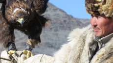 """Festival del Águila Dorada 2018 (""""Golden eagle festival"""" - Bayan Ulgii, Mongolia)"""