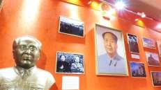 Muestra sobre la visita de Mao a Chitá en el museo regional