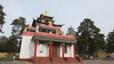 Templo budista de Chitá