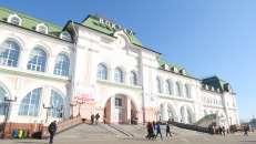 Estaciones de trenes de Khavarovsk