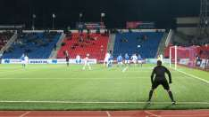 El 2do gol del CKA Khavarovsk