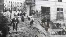 Imágenes del alzamiento de Varsovia en el Museo
